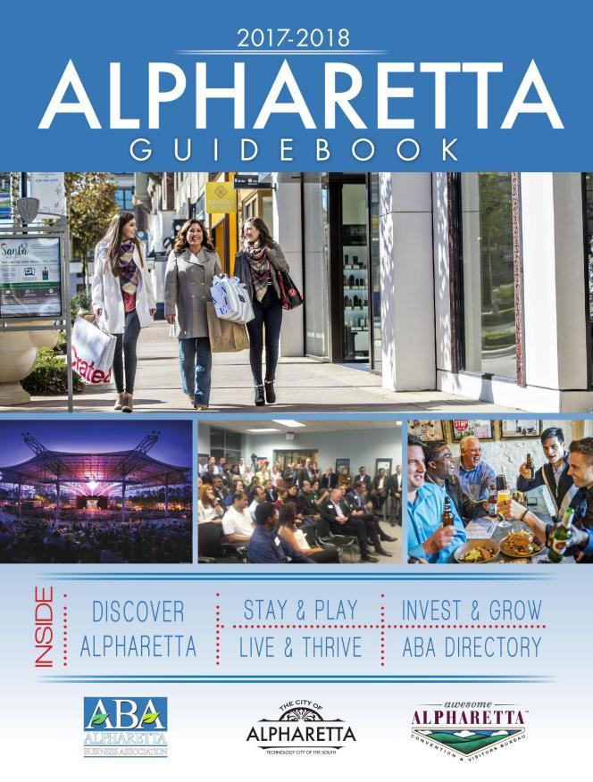 Alpharetta Guidebook